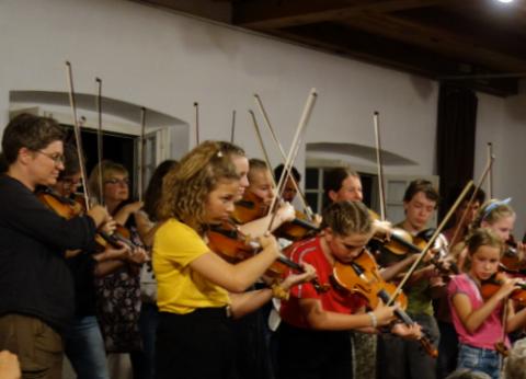 Bregenzerwälder Fiddle-School
