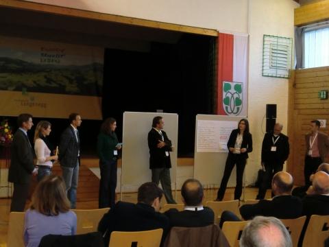 Zukunft Unternehmertum im ländlichen Raum