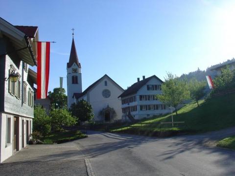 Pfarrhof Thal