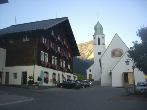 Dorfcafé Obergrecht